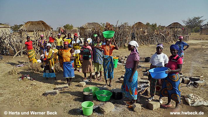 kinder afrika hunger